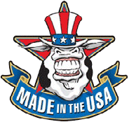 Cow Made in the USA